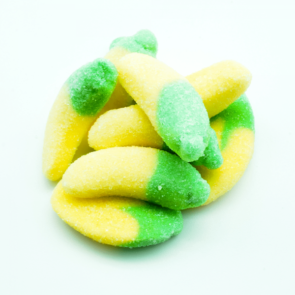 Forbidden Fruit Bananas Gummies - 10*20mg THC