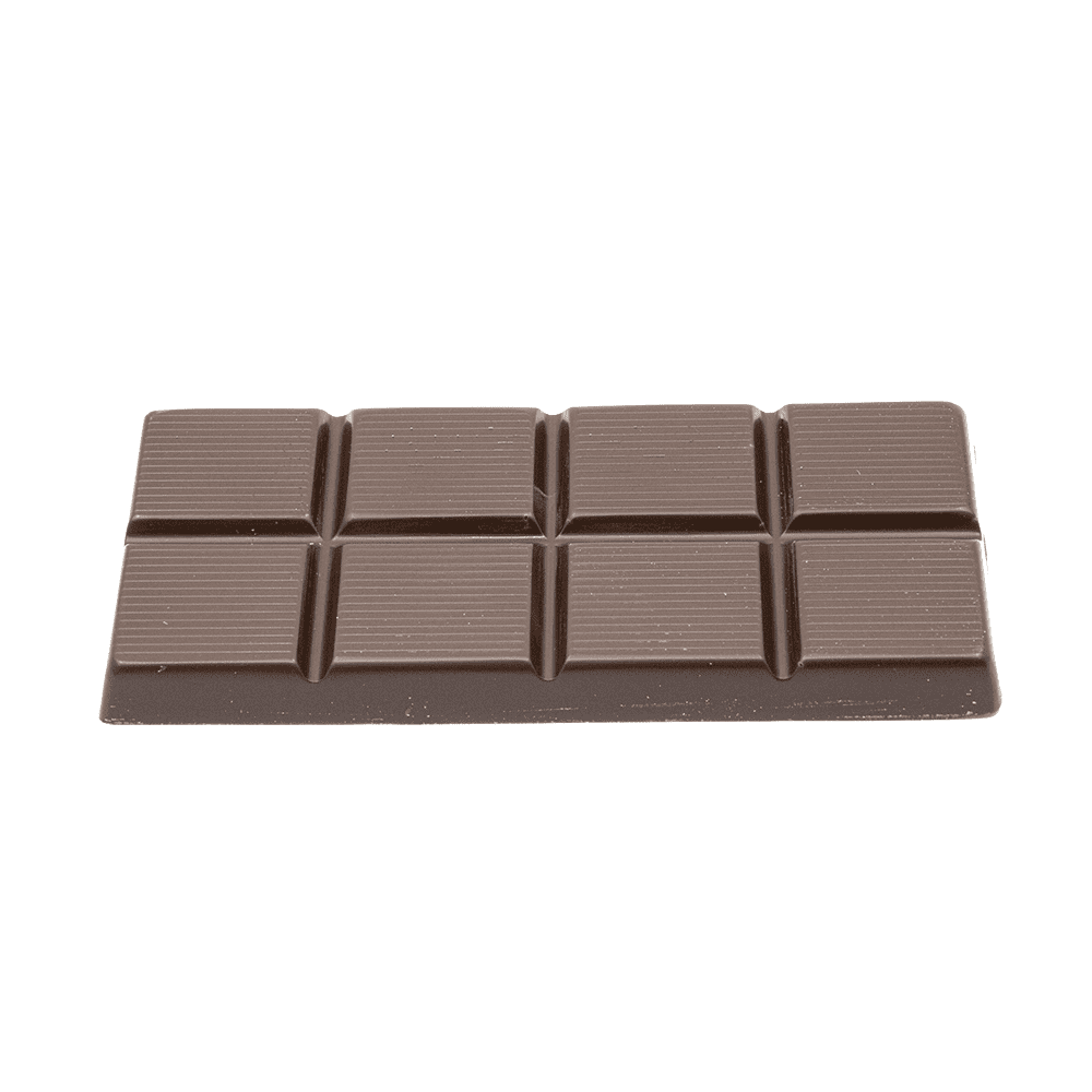 StashDasher THC Dark Chocolate Bar