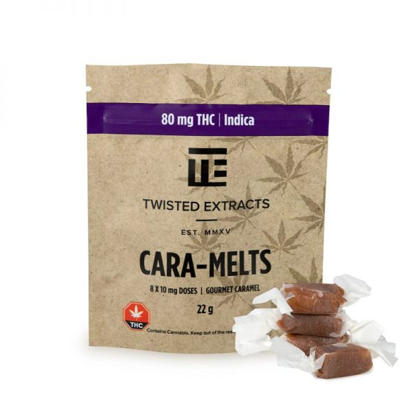 Twisted Cara-Melts Indica